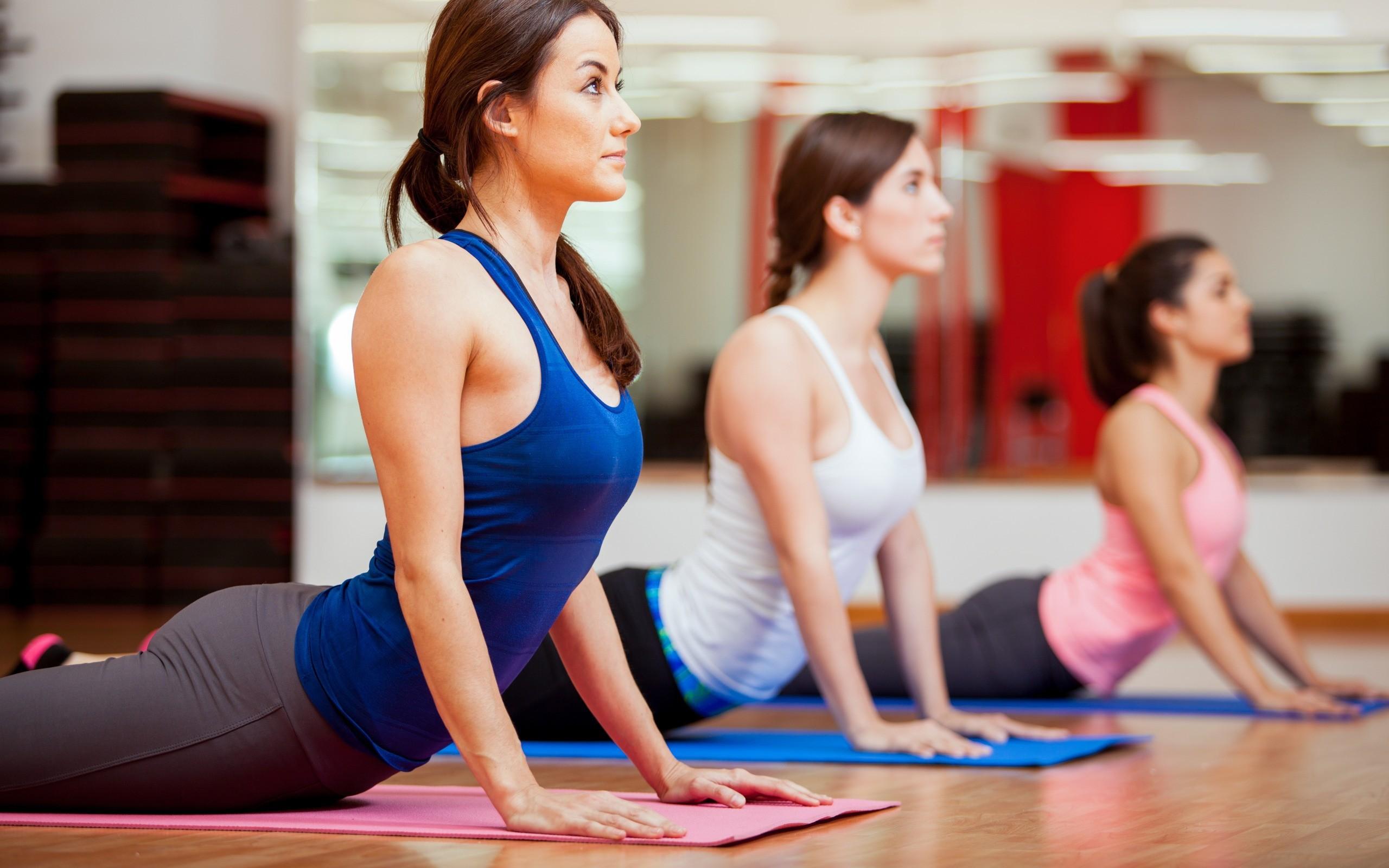 Телесная практика «Здоровая спина».
